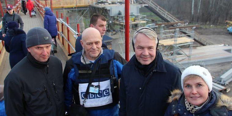 Фінляндія виділить 600 тисяч євро на розмінування Донбасу