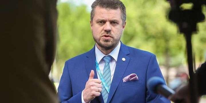 Україну  відвідає глава МЗС Естонії