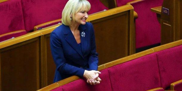 Ірина Луценко вирішила достроково припинити депутатські повноваження