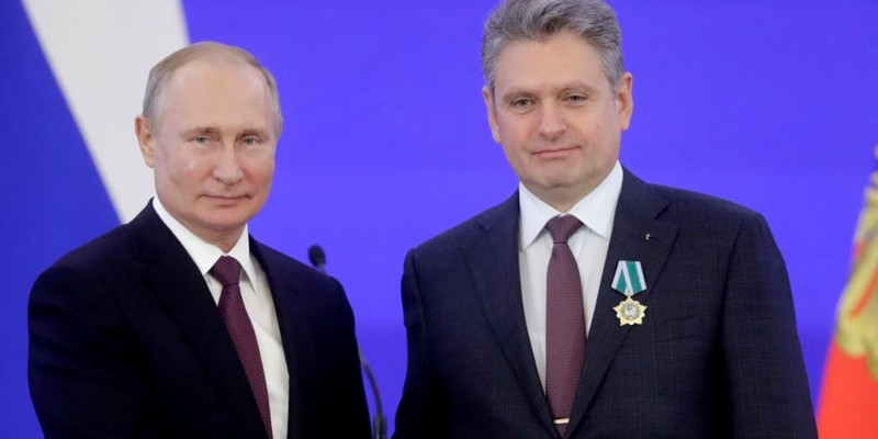 Путін нагородив орденом болгарина, підозрюваного в шпигунстві на користь Росії