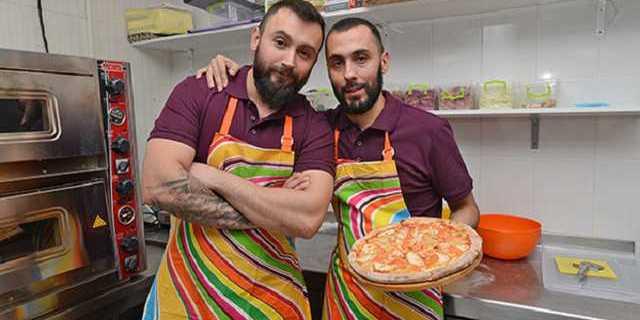 У Києві провели обшук у Veterano Pizza