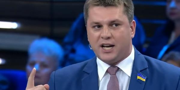 Харківський депутат приїхав до Москви «мирити народи»