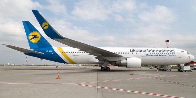МАУ закриває рейс Київ-Краків