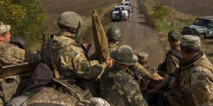 Ворог зірвав розведення сил та засобів у районі Богданівки та Петрівського, - штаб
