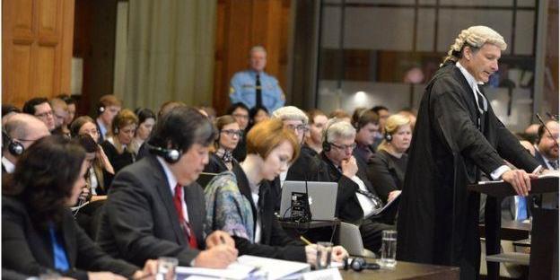 Суд у Гаазі оголосив рішення про юрисдикцію розгляду справи «Україна проти Росії»