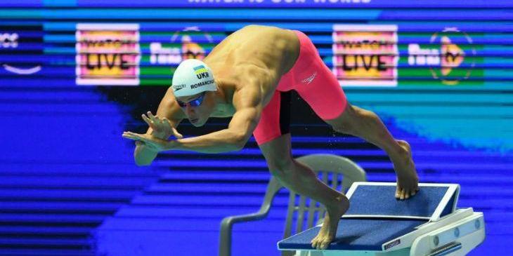 Вперше в історії! Український плавець встановив світовий рекорд