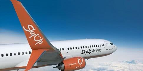 У Єгипті під час посадки загорілося шасі літака авіакомпанії SkyUp