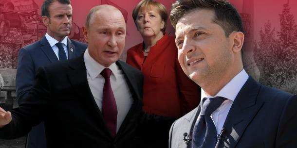 Що Путін вимагатиме від Зеленського на «нормандській» зустрічі?