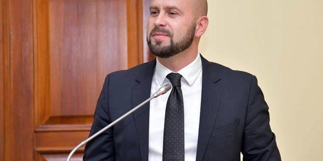 Головою Кіpовогpадської ОДА став Андрій Балонь