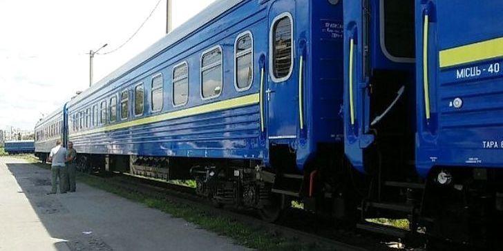 В Івано-Франківську чоловіка не пустили у потяг через українську мову