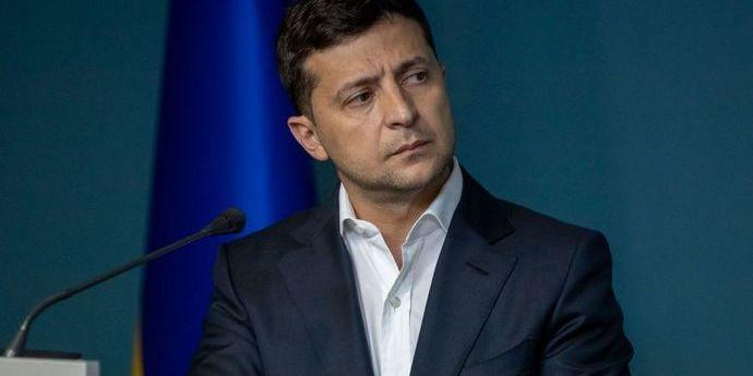 Зеленський натякнув, що протести проти ринку землі розганяє Коломойський — джерело