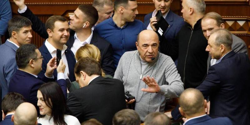Рабінович про продаж землі: Монокоаліція в Раді - це не «слуги народу», а «слуги диявола» (відео)