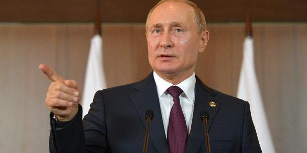 Путін хоче, щоб Україна домовлялась про особливий статус Донбасу з окупантами