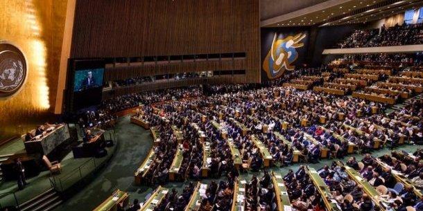 В ООН ухвалили оновлену резолюцію щодо Криму: в Росії погрожували