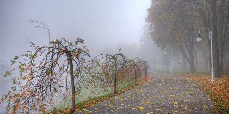 На вихідних в Україні без опадів, але й не дуже сонячно