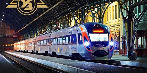 Укрзалізниця призначила перші додаткові потяги на новорічні та різдвяні свята