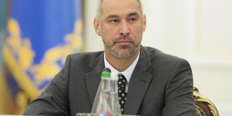Рябошапка натякнув на можливі справи проти двох українських олігархів