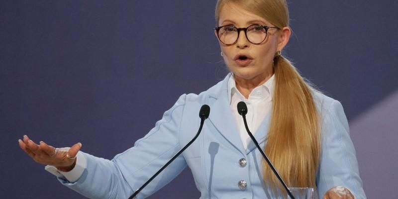 Тимошенко звернеться до КСУ через закон про продаж землі