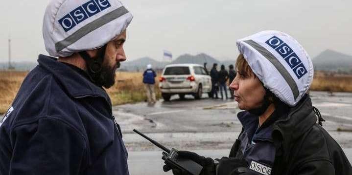 Бойовики не пустили спостерігачів ОБСЄ до своїх блокпостів