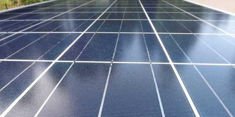 На Сумщині будують сонячну станцію потужністю 15 МВт