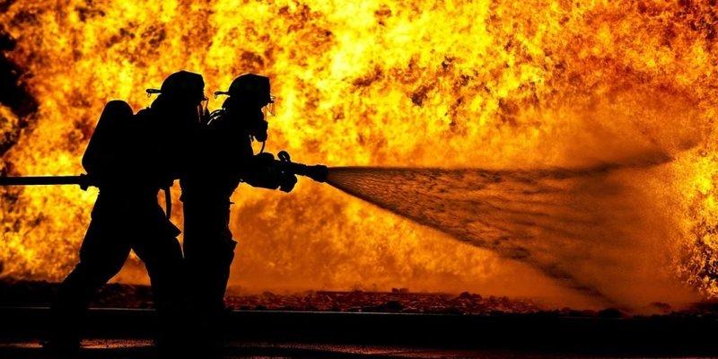 Пожежа у військовій частині на Львівщині: один військовий загинув, ще один госпіталізований