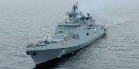 Росія розпочала масштабні військові навчання в Чорному морі