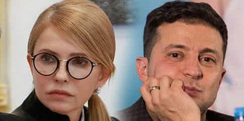 Тимошенко пропонувала своїх людей на «солодкі» посади в обмін на голосування в Раді — Зеленський