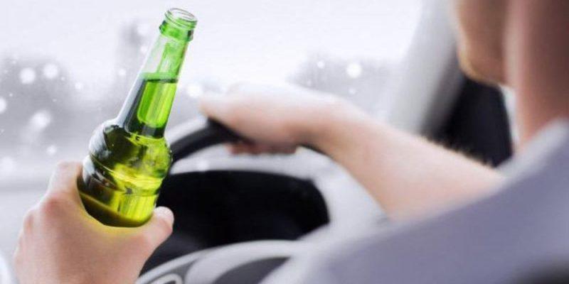 В Україні на 25% збільшилася кількість ДТП через водіння в нетверезому стані