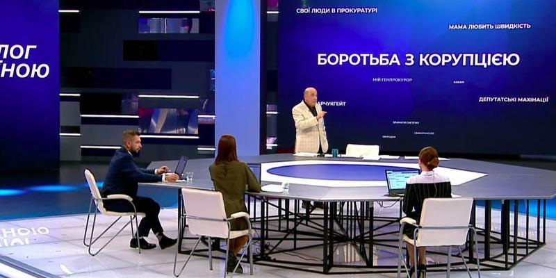 Рабінович протягом 10-годинного марафону жорстко відчитав Зеленського: вся правда про нову владу (відео)