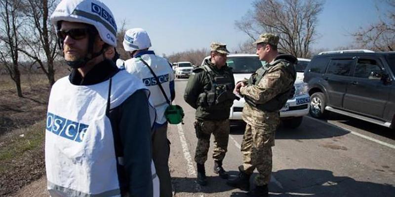 ОБСЄ зафіксувала постріли на ділянці розведення у Петрівському: реакція штабу ООС