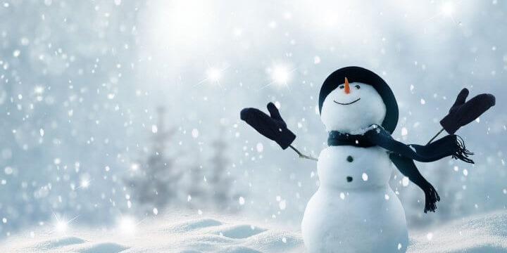 Погода на вихідні: в Україні буде холодно, на заході пройде сніг (карта)