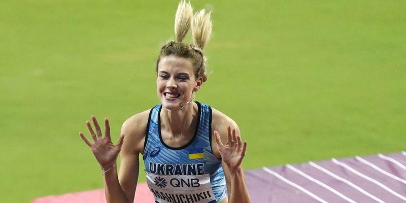 Українка Магучіх стала кращою молодою легкоатлеткою світу
