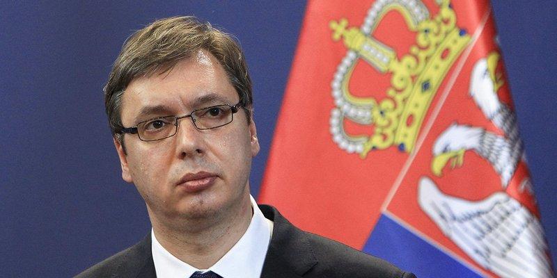 Президент Сербії визнав поставки зброї на Донбас