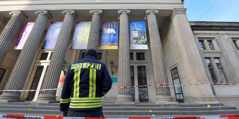 У Дрездені з музею ювелірних виробів вкрали прикрас на мільярд євро