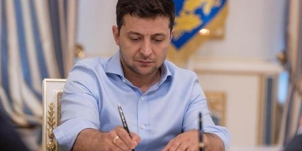Володимир Зеленський підписав закон про відновлення кримінальної відповідальності за незаконне збагачення