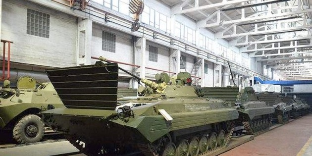 Укроборонпром призначив нового директора Житомирського бронетанкового заводу