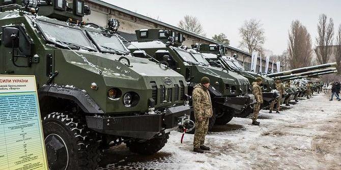 В одній з військових частин Львівщини виявили нестачу бронетехніки на майже 9 млн гривень