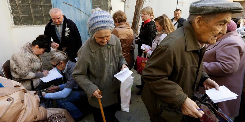 У Раді з'явився законопроєкт про пенсії мешканцям Донбасу і Криму: що він передбачає