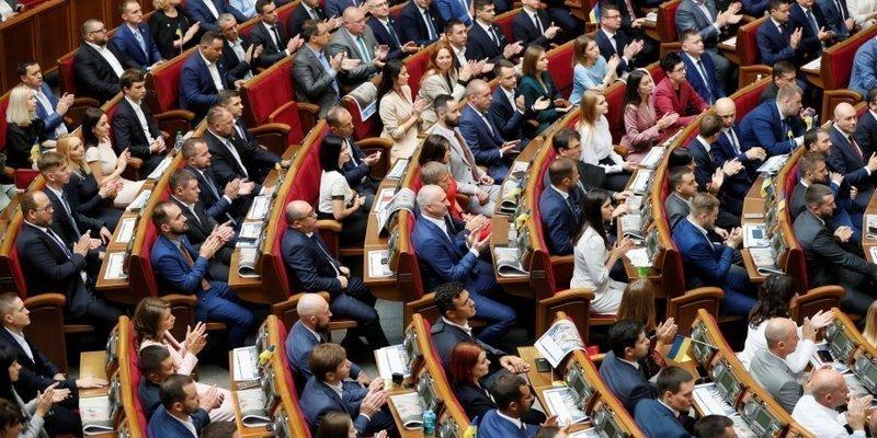 Рада практично не підтримує законопроекти Кабміну Гончарука — КВУ