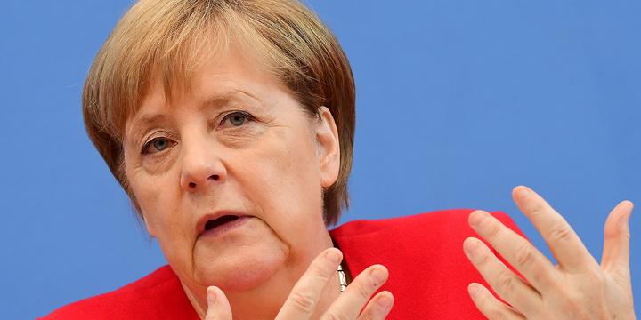 Меркель подзвонила Зеленському