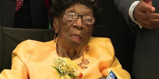 В США померла найстаріша жителька країни