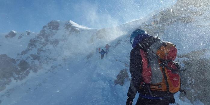 У горах Словаччини загинули двоє українських альпіністів