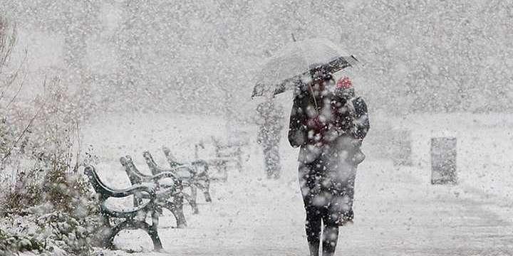 Сильні снігопади та ожеледиця: в Україні оголосили штормове попередження на 2-3 грудня