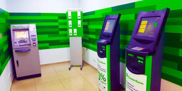Термінали банків в Україні не приймають деякі банкноти
