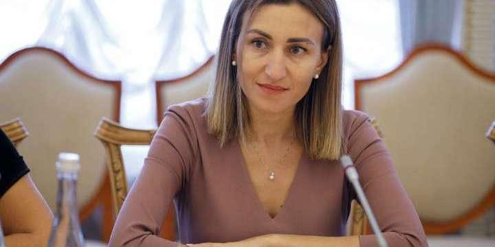 Плачкова: Для «зеленої» команди тиск на свободу слова стає державною політикою