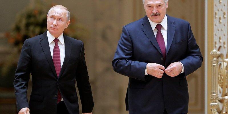 Росія і Білорусь створять єдиний уряд і парламент у рамках об'єднання в Союзну державу