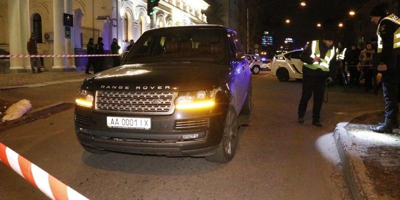 У Києві затримали підозрюваних у замаху на Соболєва і вбивстві його сина