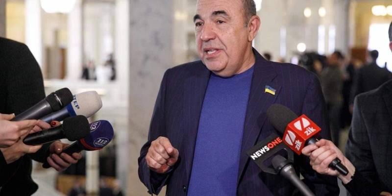 Рабінович на погоджувальній раді ВР: Потрібно встановити мир, знизити тарифи і ввести референдуми