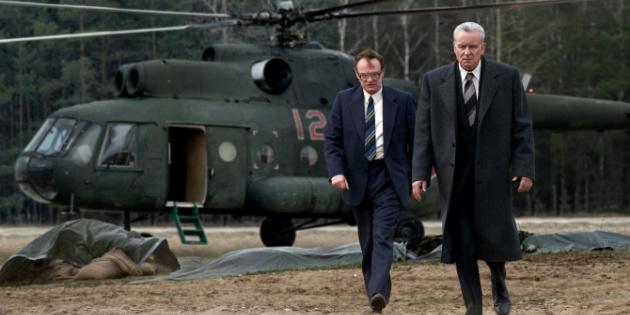 Серіал «Чорнобиль» виграв європейську премію Rose d'Or Awards