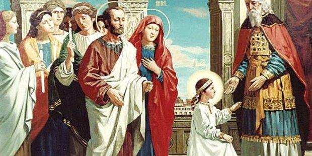Введення у храм Пресвятої Богородиці: прикмети свята
